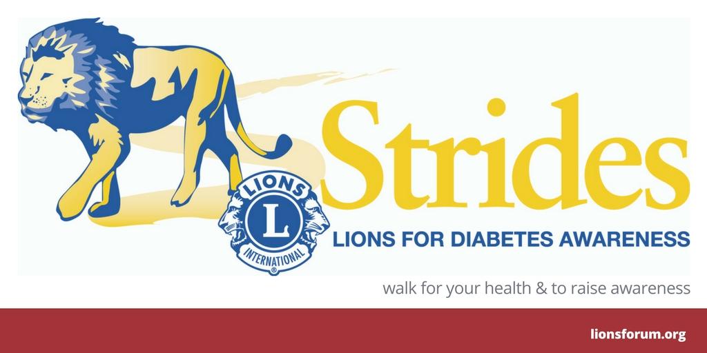 Strides - USA/Canada Lions Leadership Forum
